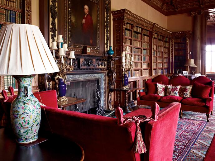 Замок Хайклер, Хэмпшир