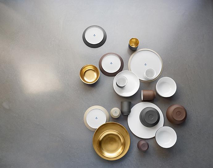 Посуда из коллекции Omnia
