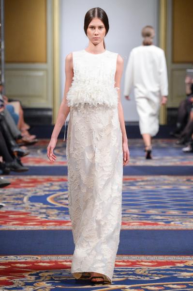 Показ осенне-зимней коллекции Ruban на Mercedes-Benz Fashion Week RussiaПоказ осенне-зимней коллекции Ruban на Mercedes-Benz Fashion Week Russia | галерея [2] фото [12]