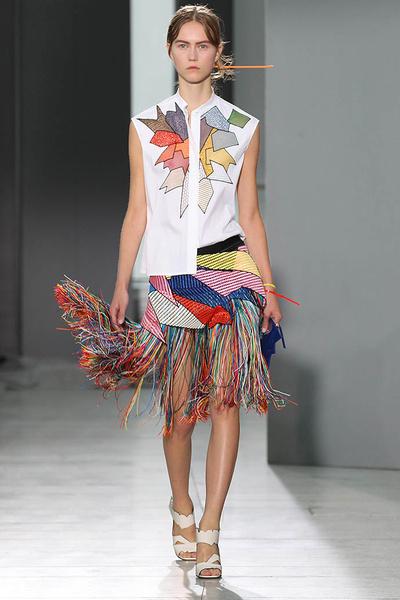 Неделя моды в Лондоне: день четвертый | галерея [1] фото [5]