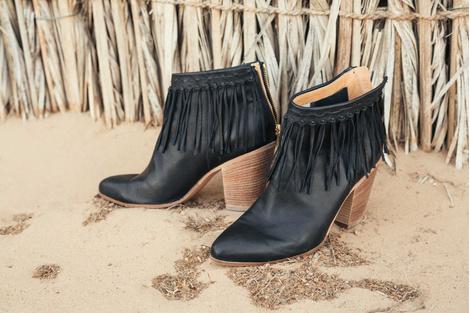 Восток – дело тонкое: новая коллекция обуви «Эконика» | галерея [1] фото [5]