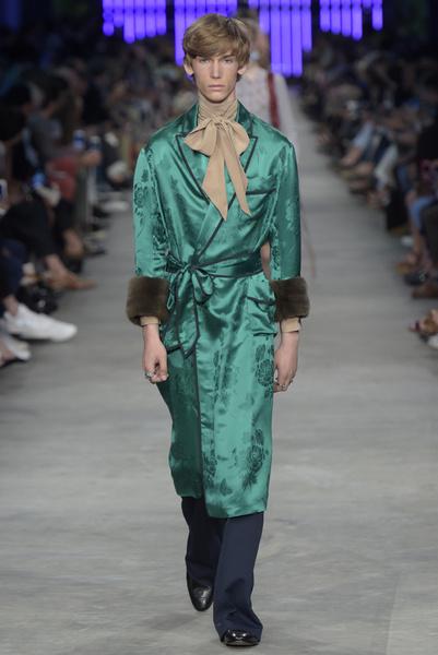 Неделя мужской моды в Милане: лучшие показы | галерея [1] фото [9]