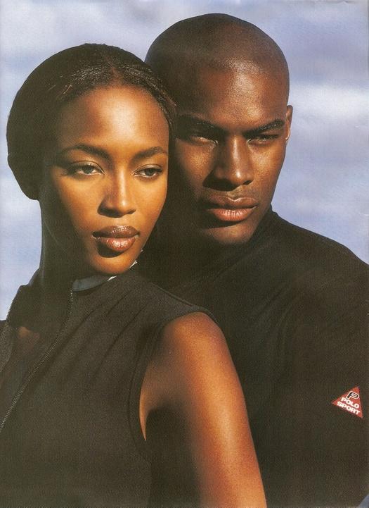 Рекламная кампания Ralph Lauren, 1996