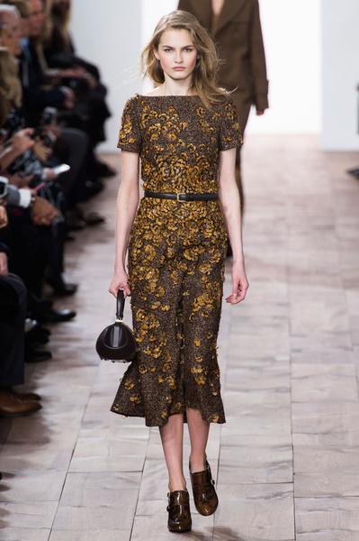 Показ Michael Kors на Неделе моды в Нью-Йорке | галерея [1] фото [44]
