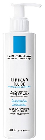 Увлажняющая эмульсия Lipikar от La Roche-Posay