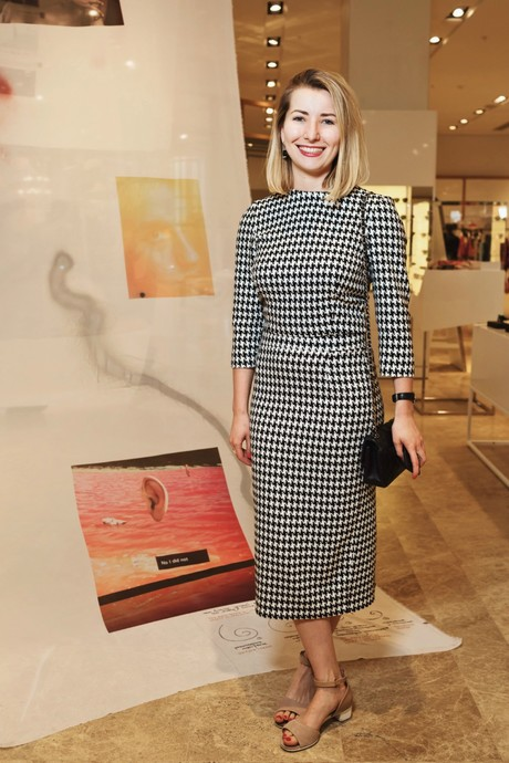 В «Цветном» открылась выставка «Внутри искусства»