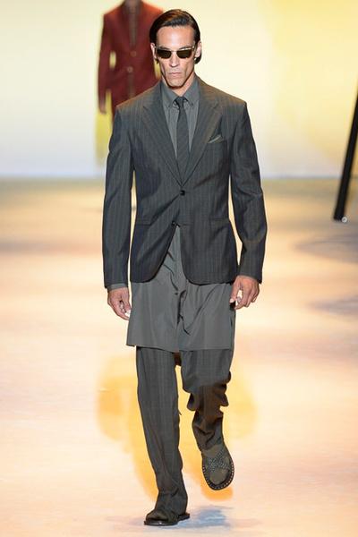 Неделя мужской моды в Милане: лучшие показы | галерея [3] фото [16]
