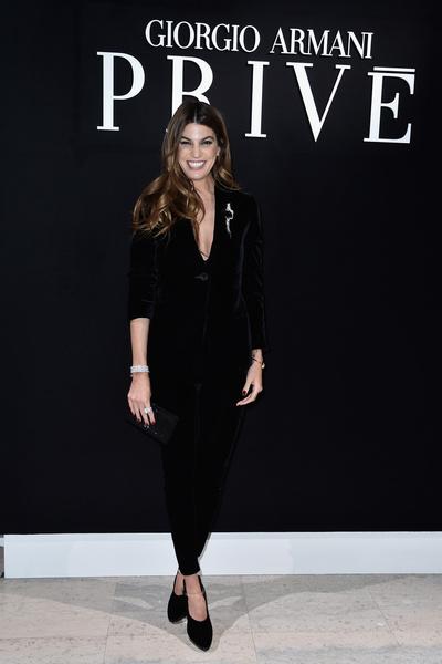 Энергия цвета: показ Armani Privé на Неделе Высокой Моды в Париже | галерея [1] фото [1]