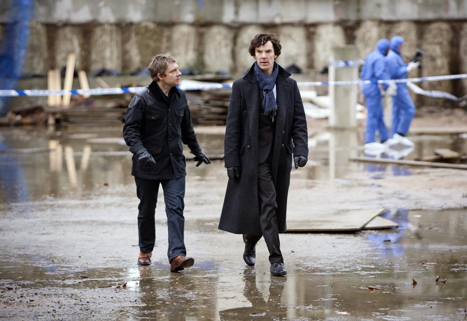 «Шерлок» / Sherlock