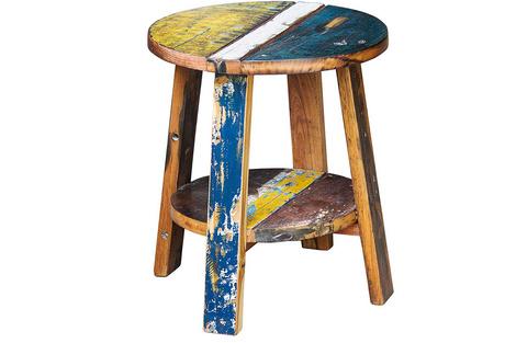 Новая коллекция мебели из лодок от Like Lodka | галерея [1] фото [4]