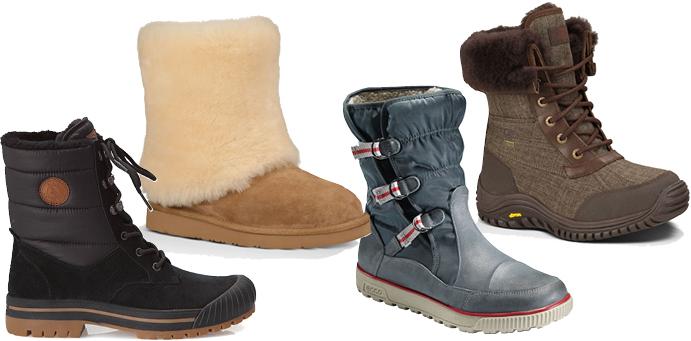Выбор ELLE: ботинки Aigle, UGG Australia (2, 4), Ecco