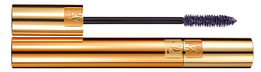 Тушь для ресниц Yves Saint Laurent Mascara Volume Effect Faux Cils Shocking тренды макияжа маникюра 2014