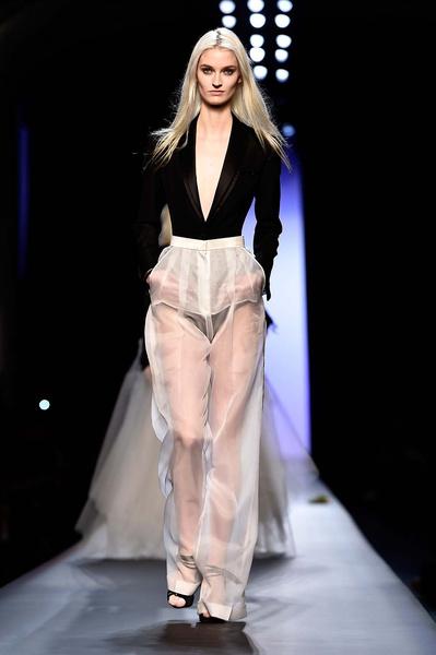 Показ Jean Paul Gaultier Couture | галерея [1] фото [28]