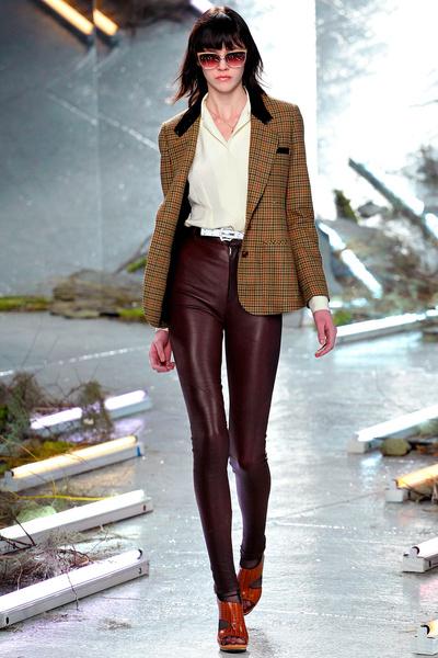 От первого лица: редактор моды ELLE о взлетах и провалах на Неделе Моды в Нью-Йорке | галерея [7] фото [3]