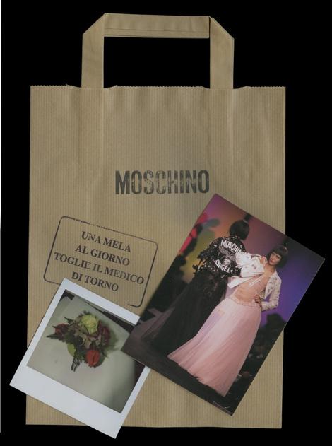 Бренд Moschino празднует 30-летие