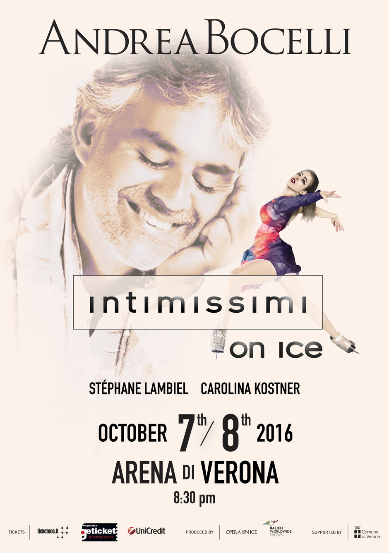 В Вероне в третий раз пройдет шоу Intimissimi On Ice