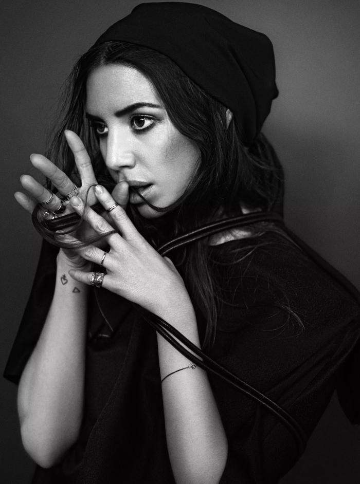 Певица Lykke Li: фото