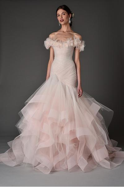 Лучшие коллекции Недели свадебной моды | галерея [1] фото [15]