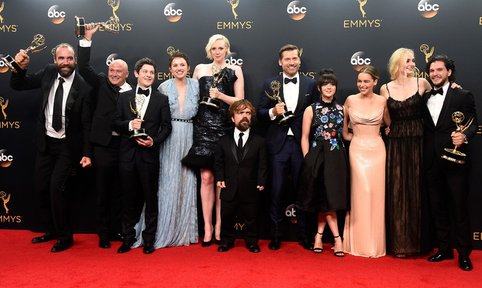 Команда сериала «Игра престолов»