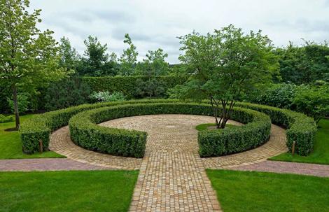 Садовые дорожки: практичные советы | галерея [4] фото [5]