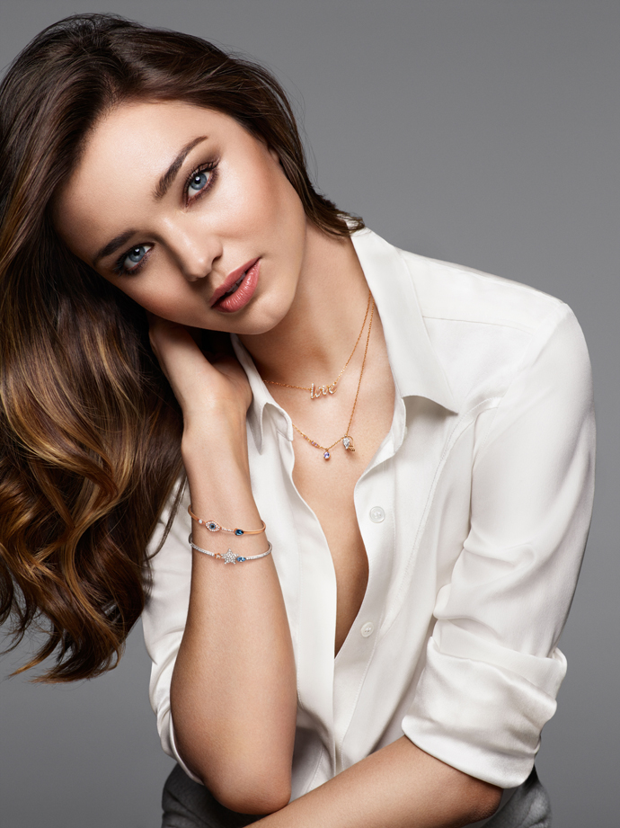 Miranda Kerr for Swarovski