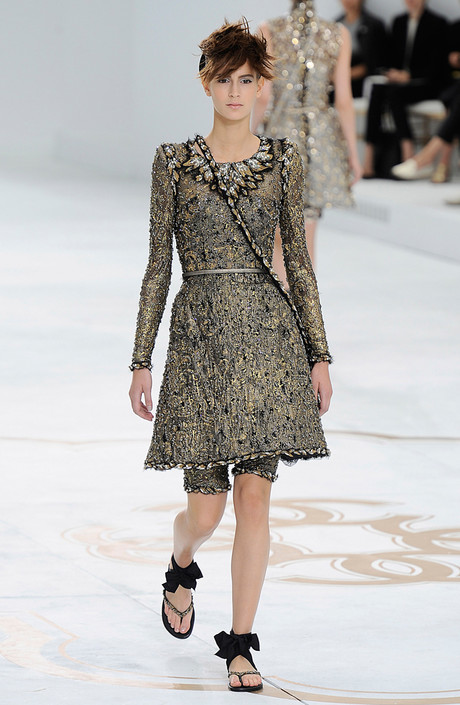Платье от Chanel