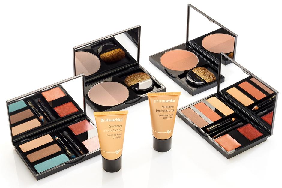 Makeup-средства, Dr. Hauschka