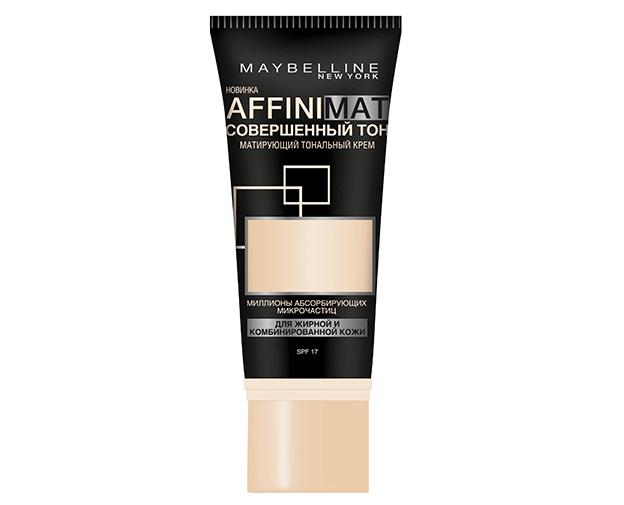 тональный крем Maybelline AffiniMat