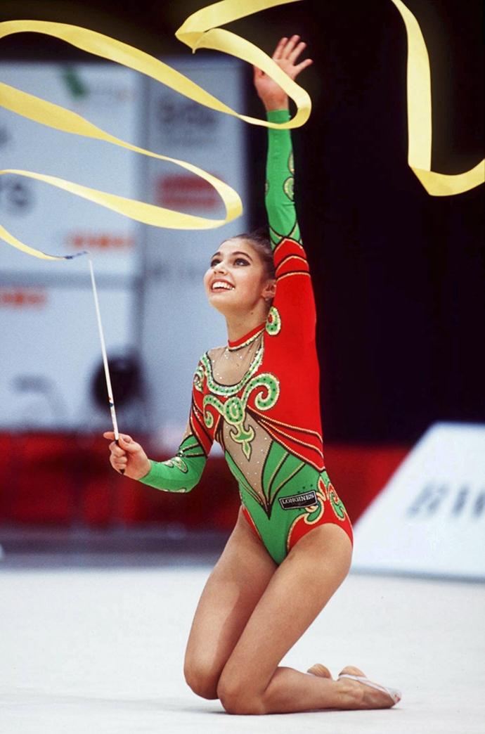 Алина Кабаева интересные факты о спортсменке