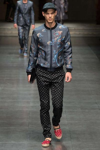 Неделя мужской моды в Милане: лучшие показы | галерея [4] фото [14]