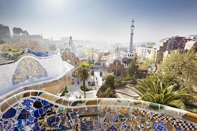 10. Барселона