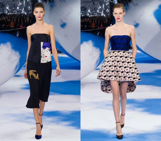 Коллекция Dior осень-зима 2013-2014