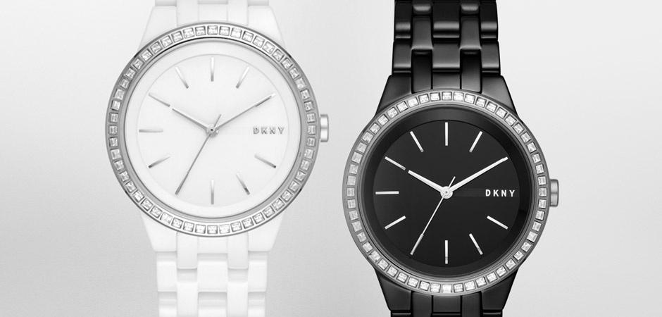 Идеальная пара: новые модели женских часов DKNY