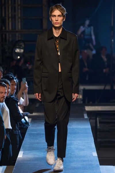 Неделя мужской моды в Париже: лучшие показы | галерея [2] фото [12]