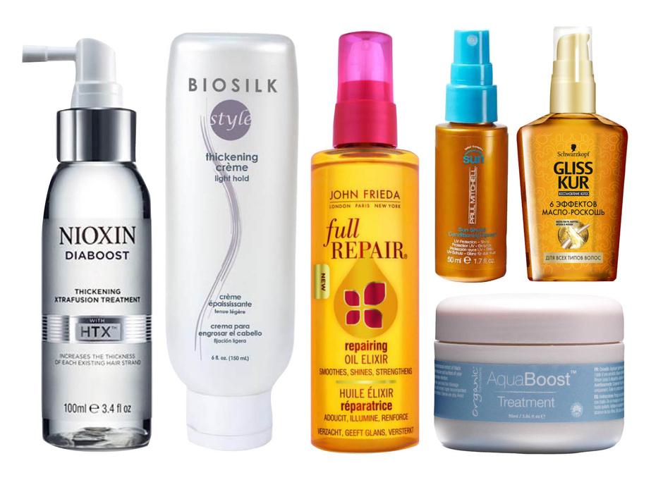 Как ухаживать за волосами летом