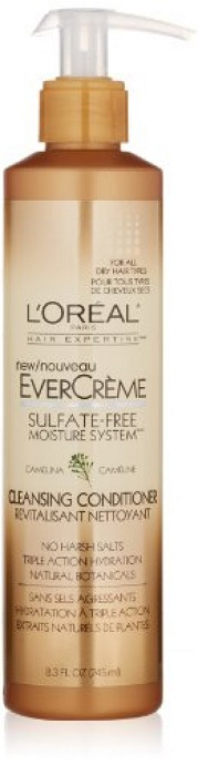EverCrème Sulfate-Free Moisture System™ Cleansing Conditioner от L'Oréal Paris