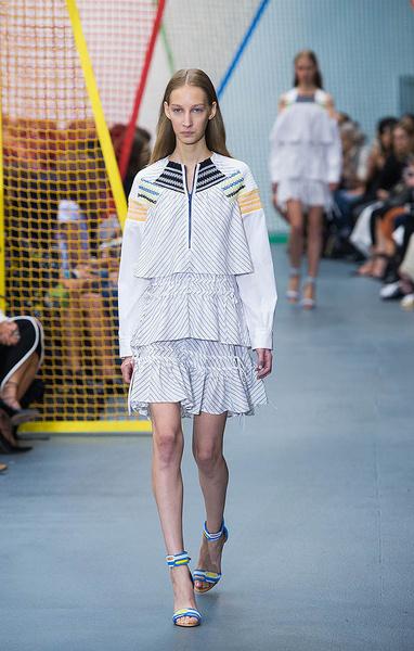 Неделя моды в Лондоне: день четвертый | галерея [3] фото [10]