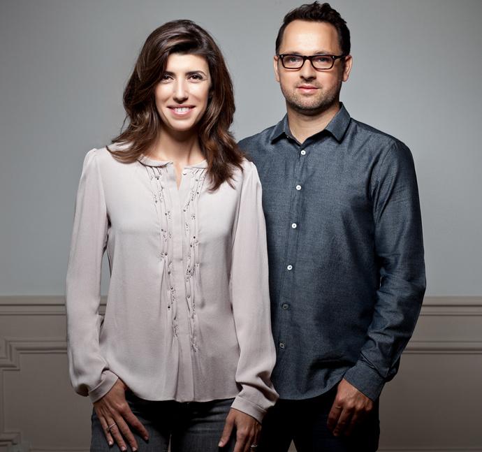 Сильвия Гантер и Кристоф Сервасель Atelier Cologne