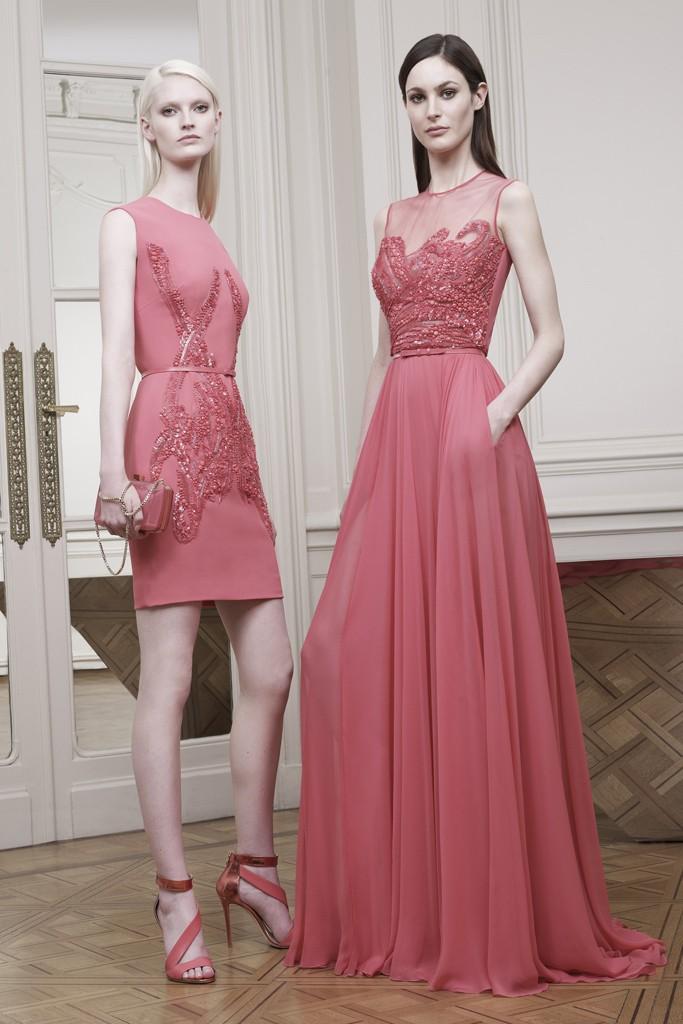 Модные вечерние платья от Elie Saab