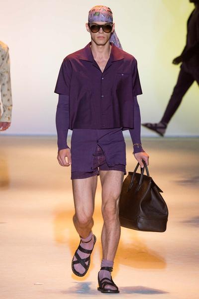 Неделя мужской моды в Милане: лучшие показы | галерея [3] фото [7]