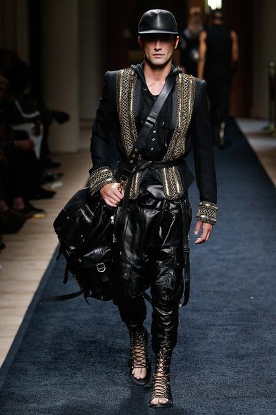 Неделя мужской моды в Париже: лучшие показы | галерея [7] фото [1]