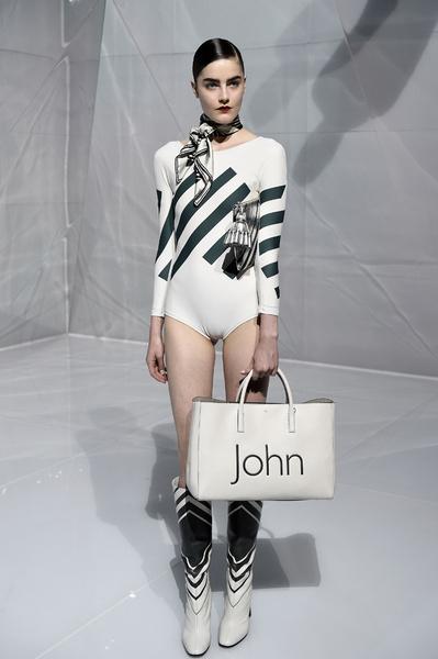 Неделя моды в Лондоне: день пятый | галерея [1] фото [8]