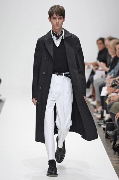Неделя мужской моды в Лондоне: главные показы и гости | галерея [1] фото [3]