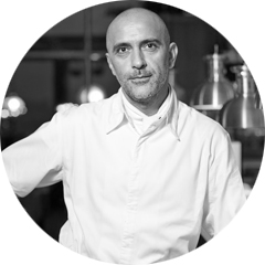 Джакомо Ломбарди, шеф-повар ресторана «Карлсон»