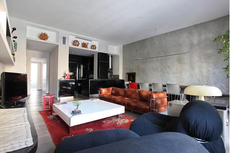 Топ-10: дизайнерские квартиры в Милане | галерея [2] фото [1]