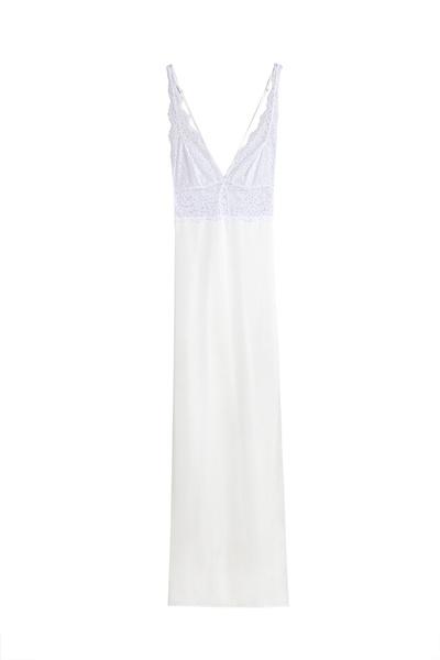 Не платьем единым: 8 лучших коллекций свадебного белья | галерея [5] фото [5]а