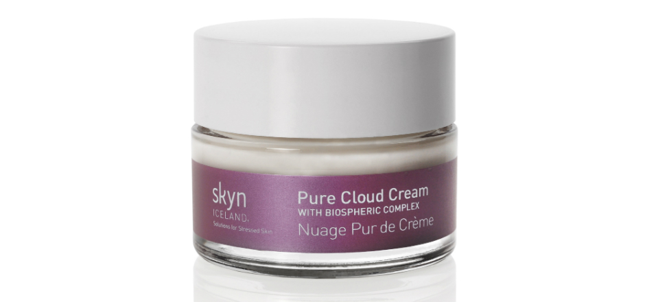 Увлажняющий крем для лица Pure Cloud Cream от Skyn Iceland