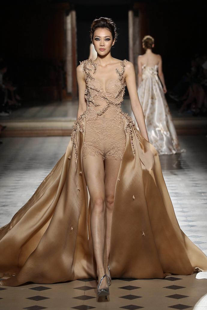 Tony Ward на Неделе высокой моды в Париже 5