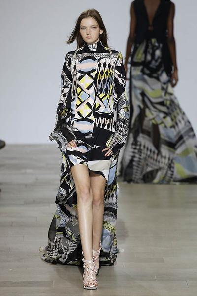 Неделя моды в Лондоне: день четвертый | галерея [1] фото [10]