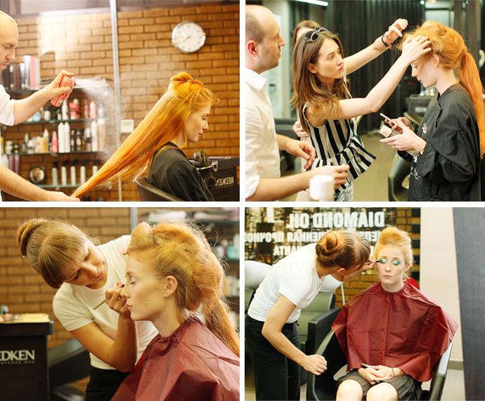 Мастер-класс: макияж и прическа, как у Саши Федоровой